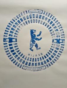 Berline blau
